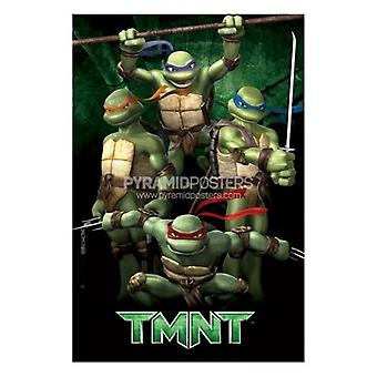 TMNT - Turtles Poster Poster Print