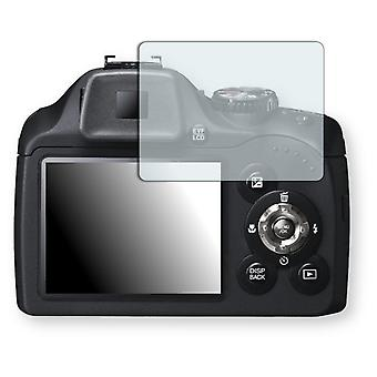 Fujifilm FinePix SL240 display protector - Golebo crystal clear protection film