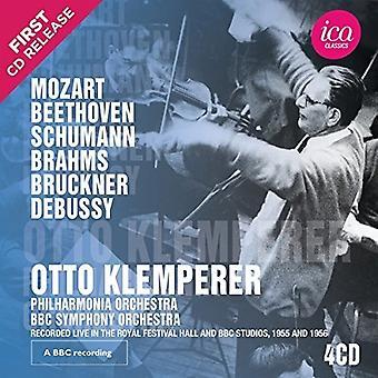 Beethoven / Brahms / Schumann - symfonier [CD] USA import