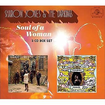 Jones * Sharon & Dap-Kings - sjæl af en kvinde [CD] USA import