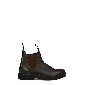 Blundstone men's BCCAL00100500999 brown leather ankle boots