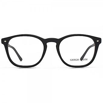 Giorgio Armani AR7074 Glasses In Matte Black