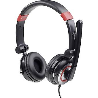 PC headset USB Corded Gembird MHS-5.1-001 Over-the