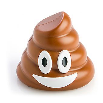 Smiling Poo Koolface Speaker