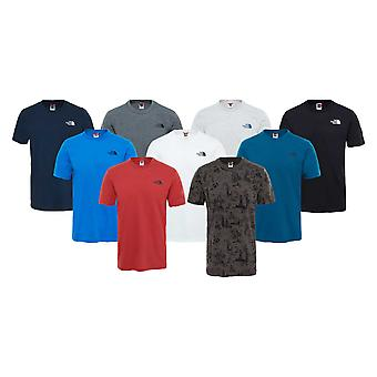 The North Face Mens Short Sleeve Simple Dome T-Shirt