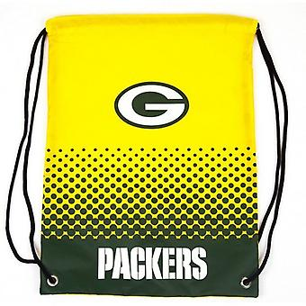 NFL Green Bay Packers Official Fade Gym Bag