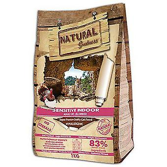 Natural Greatness Recipe Sensitive Indoor (Dogs , Cats , Cat Food , Dry Food)