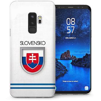 Samsung Galaxy S9 Plus Slovakia World Cup TPU Gel Case