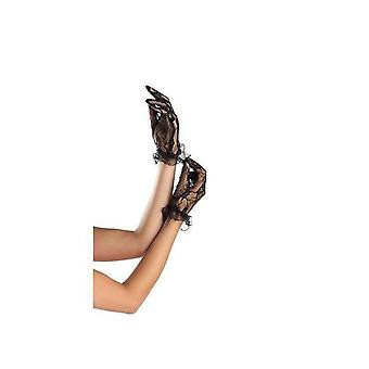 Be Wicked BW3005 Wrist-length Lace Gloves