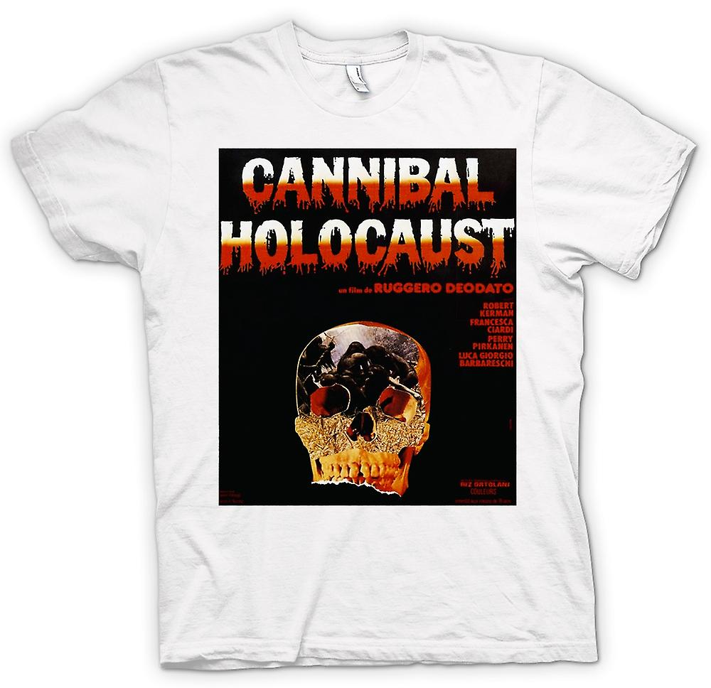 Damen T-Shirt - Cannibal Holocaust - Horror - Poster