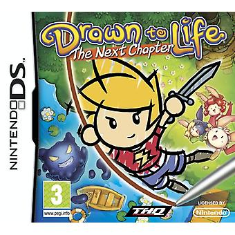 Draget til livet det næste kapitel (Ninendo DS)