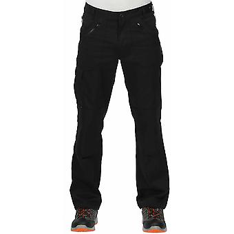 Regatta Mens Cullman Multi-Zip Durable Water Repellent Cargo Trousers