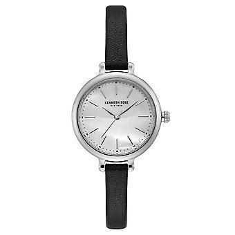 Kenneth Cole New York women's wrist watch analog quartz leather KC50065004