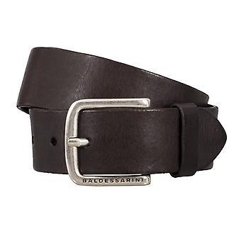 BALDESSARINI belt leather belts men's belts Brown 4664