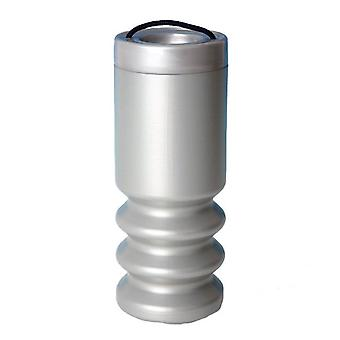 8 Charity Money Collection Boxes - Silver