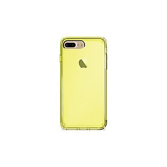 Puro iPhone 8/7 Plus, Ultra-Slim 0.3 Nude Cover, gul