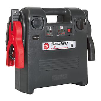 Sealey Pbi1812S Roadstart Emergency Power Pack 12V 1700 Peak Amps Dekra Approved