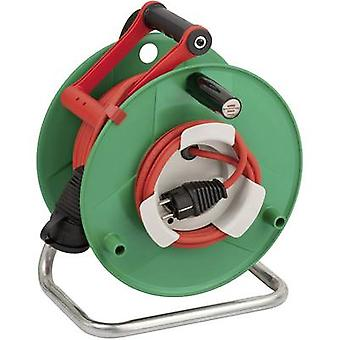 Cable reel 50 m Red PG plug Brennenstuhl 1183530