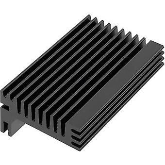 Pin heat sink 3.8 C/W (L x W x H) 84 x 55 x 28 mm TO 220, TOP 3 CTX Thermal Solutions CTX/96/84