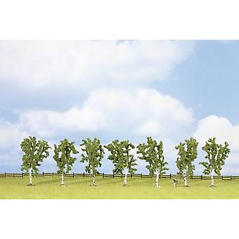 Tree set Beech 100 up to 100 mm NOCH 25096 Green 7 pc(s)