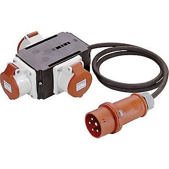 as - Schwabe CEE power distributor 60526 400 V 16 A