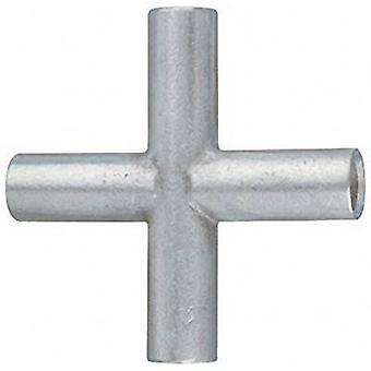 Klauke KV16 Cross connector 16 mm² Not insulated Metal 1 pc(s)