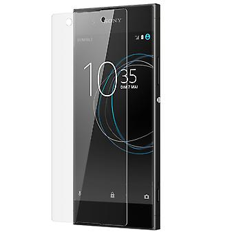 Tempered glass screen protector for Sony Xperia XA1, 9H hardness, anti-explosion