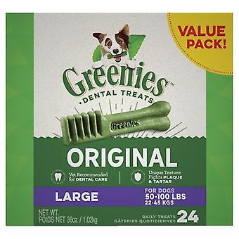 Greenies große Bulk Treat Pack 1kg