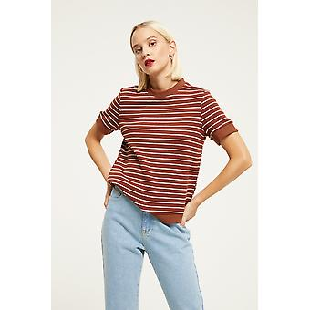 Daphnea Stripe Knit