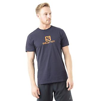 Salomon Cotton Logo Men's T-Shirt