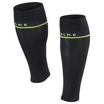 De sokken van Falke energieke buis Cool knie hoog - zwart