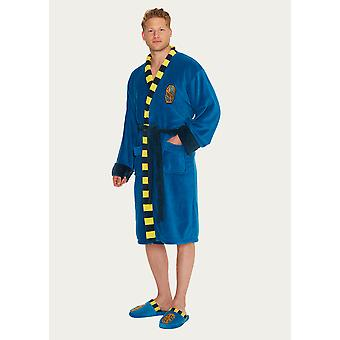 Official Harry Potter Fantastic Beasts Newt Scamander Dressing Gown / Bathrobe