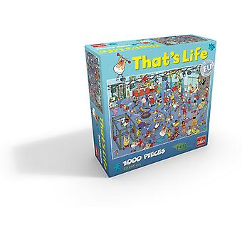 Goliath Puzzel That's life The Gym 1000