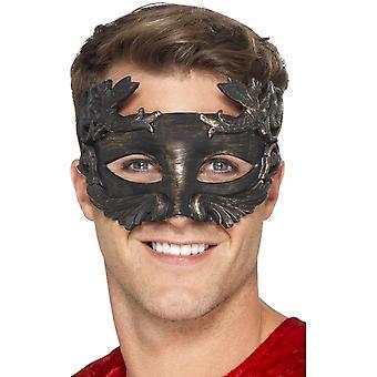 Smiffy Krieger Gottes metallischen Masquerade Eyemask,