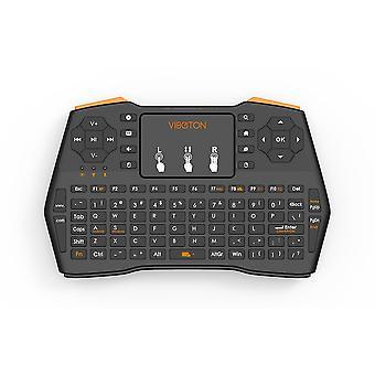 I8 Plus 2, 4 GHz Wireless Mini Keyboard (Englisch)