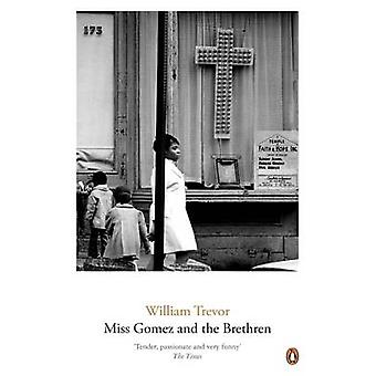 Miss Gomez and the Brethren by William Trevor - 9780241969335 Book