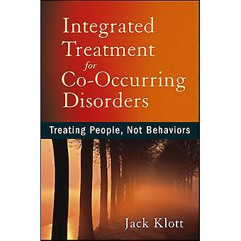 Integrierte Behandlung für Co auftretenden Störungen - Behandlung von Menschen - Nein