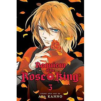 Requiem of King Rose - Vol. 5 przez Aya Kanno - Aya Kanno - 978142158