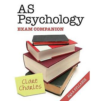 COMO compañero de examen de Psicología por Clare Charles - libro 9781848720466