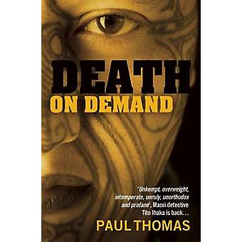 Death on Demand by Paul Thomas - 9781908524171 Book
