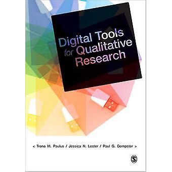 Digitale Werkzeuge für Qualitative Forschung von Trena Paulus - Jessica Nina