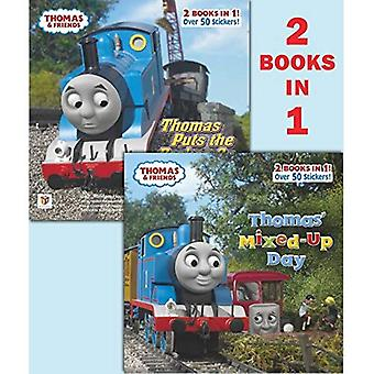 Thomas sekaisin päivä/Thomas Puts jarruttaa (Thomas/Teachers & ystävät
