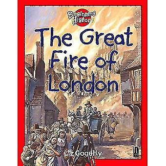 Le grand incendie de Londres (début histoire)