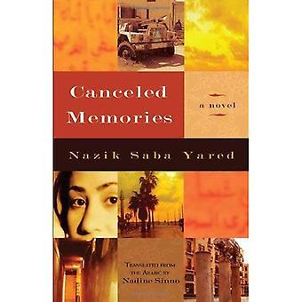 Stornierte Memories: Ein Roman (Nahost-Literatur in Übersetzung)