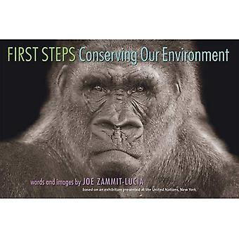Eerste stappen: Behoud van ons milieu