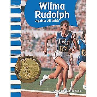 Wilma Rudolph: Mot alla Odds (primär källa läsare: amerikansk biografier)