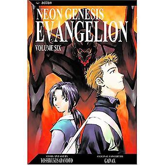 Neon Genesis Evangelion: 6 (Neon Genesis Evangelion)