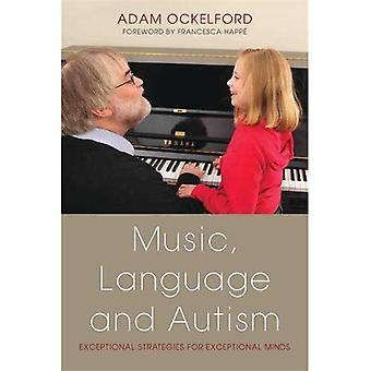 Musique, langage et autisme