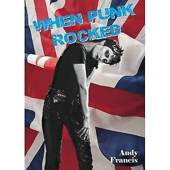 When Punk Rocked