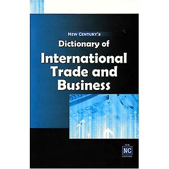 Dictionary of International Trade and Business